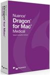 Dragon Medical for Mac v5 box