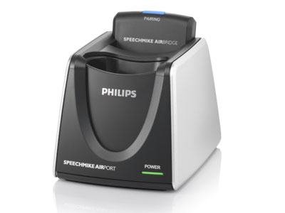 Philips The Air Port Docking Station/Recharger