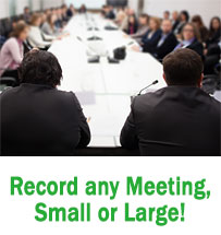 Conference Recording Solutions