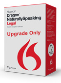 Dragon® NaturallySpeaking 13 Legal Upgrade