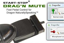 Start-Stop™ Drag'N Mute