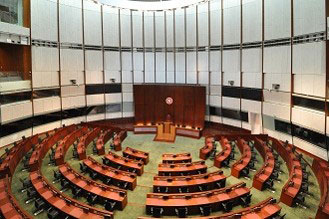 Hong Kong Legislative Complex Start-Stop designed Recording System