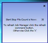 Start-Stop Omniversal Jobs Alerts