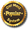 The Start-Stop Omniversal is our most popular system.