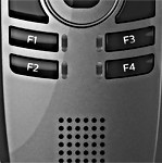 Philips SMP3700 Control Buttons