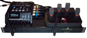 Photo of Start-Stop Wireless Courtroom/Boardroom Recording System