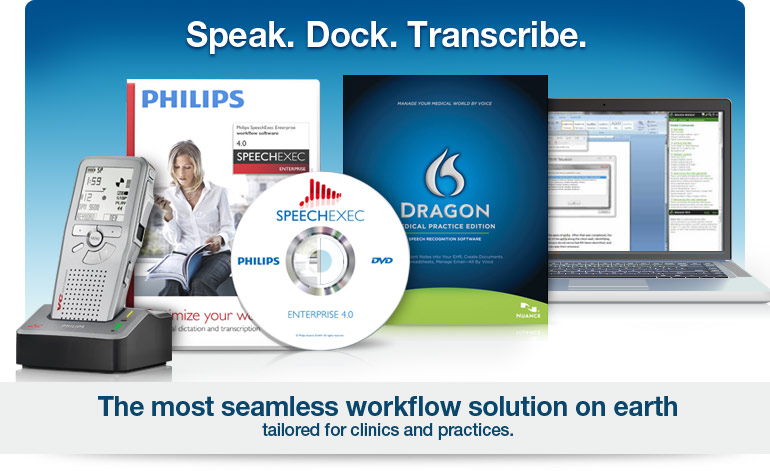Philips SpeechExec Enterprise Kit