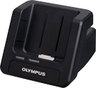Olympus CR-15 Cradle and Accessories