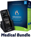 Dragon Medical and Olympus DS-7000