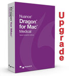 Dragon Dictate Medical for Mac Version 6 Upgrade