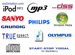 Omniversal Audio format support