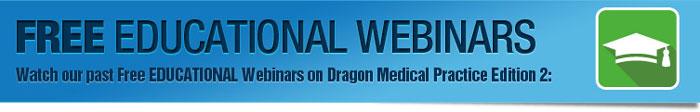 Free Educational Webinars