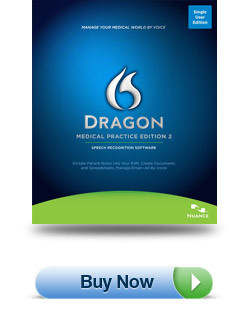 Buy Dragon Medical Practice Edition 2 Now!
