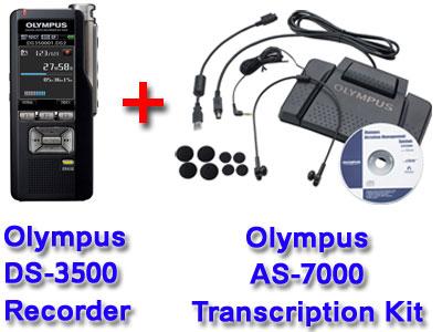 DS3500/AS7000 Bundle