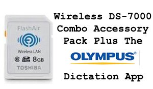 Wireless DS-7000 Combo Accessory Pack