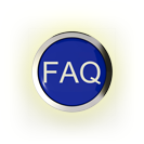 Button Icon for FAQ link for Dragon Medical One