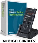 Dragon Medical and Olympus DS-9500
