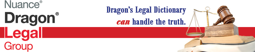 Nuance® Dragon® Legal Group 15