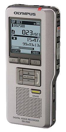 Olympus DS-2500 Professional Digital Recorder