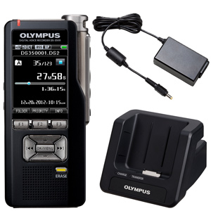 Olympus DS-3500 Conference Recording Bundle