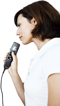 Nurse with Philips LFH-3500