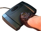 Start-Stop OMNIVERSAL Foot Pedal Controler