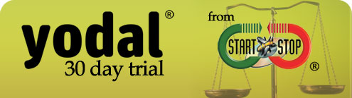 Welcome to the Start-Stop Yodal Trial Offer