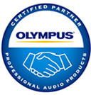 Certified Olympus Partner Icon